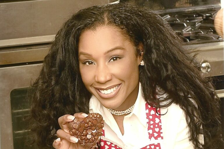 Aundrea Lacy Finds the Ultimate Silver Lining with Chocolate