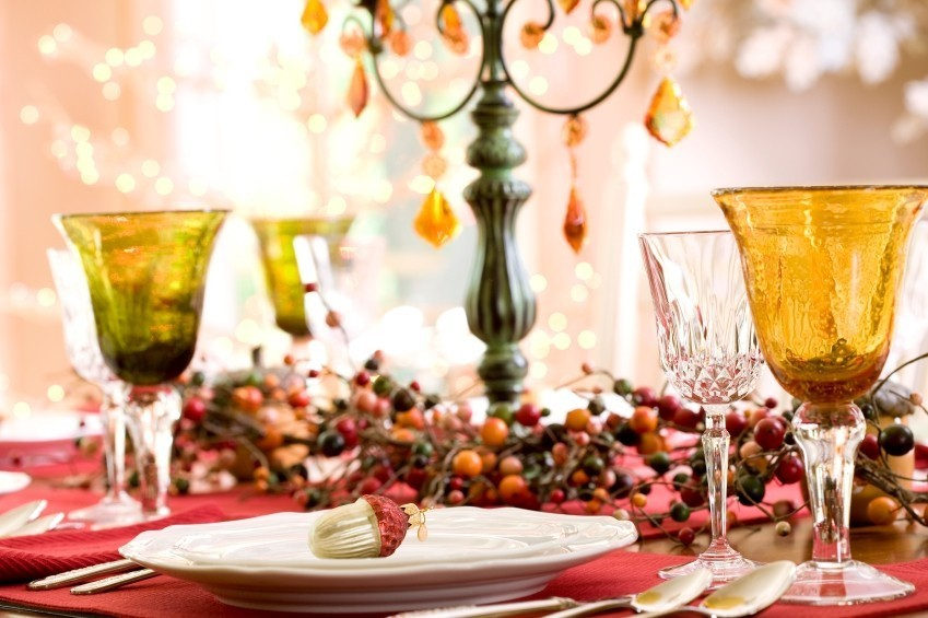Fall Forward into Autumn and Pre-Holiday Entertaining Colors, Trends and Tips
