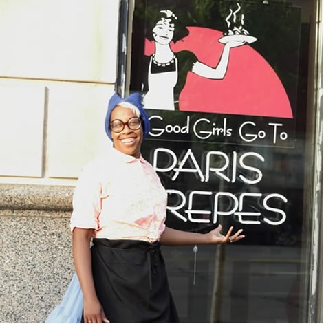 Good Girls Go to Paris: Where Crepe Lovers Stop for a French Moment in Detroit
