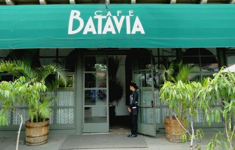 A Walk on the Culinary Side in Jakarta