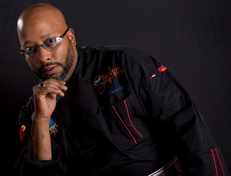 Chef Stephan Durand of Haiti