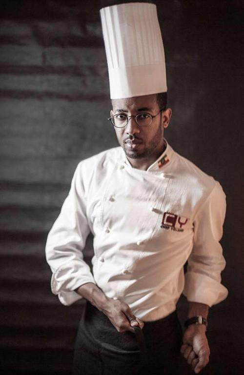 Chef Yohanis Gebreyesus Hailemariam