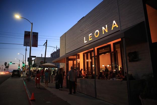 LEONA Restaurant in Venice, CA