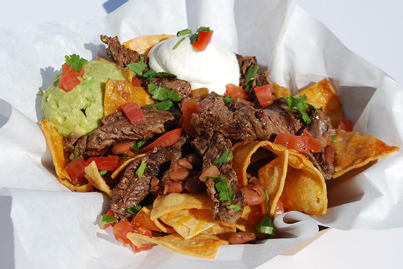 Food by Sky's Gourmet Tacos