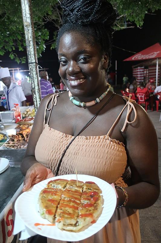 Grace Odogbili of Dining with Grace