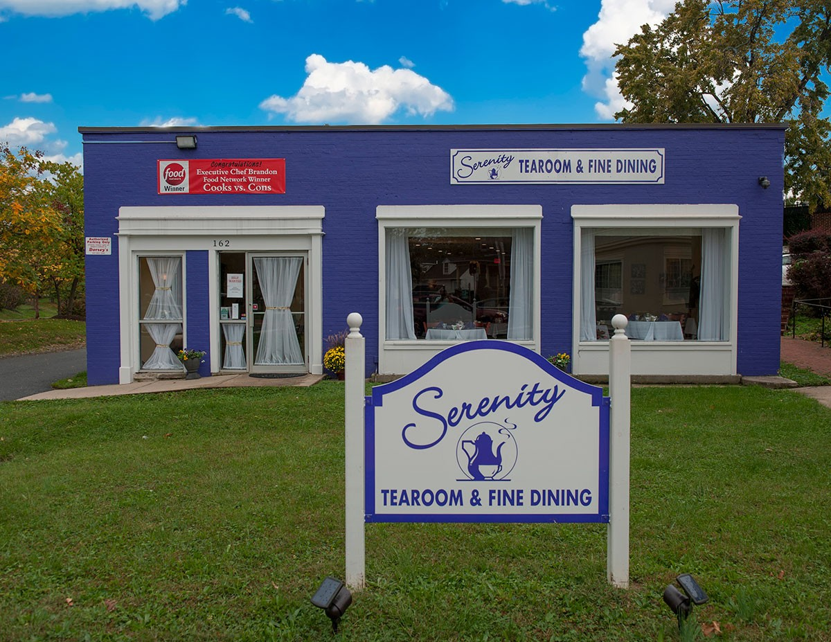 Serenity Tearoom and Fine Dining in Maryland