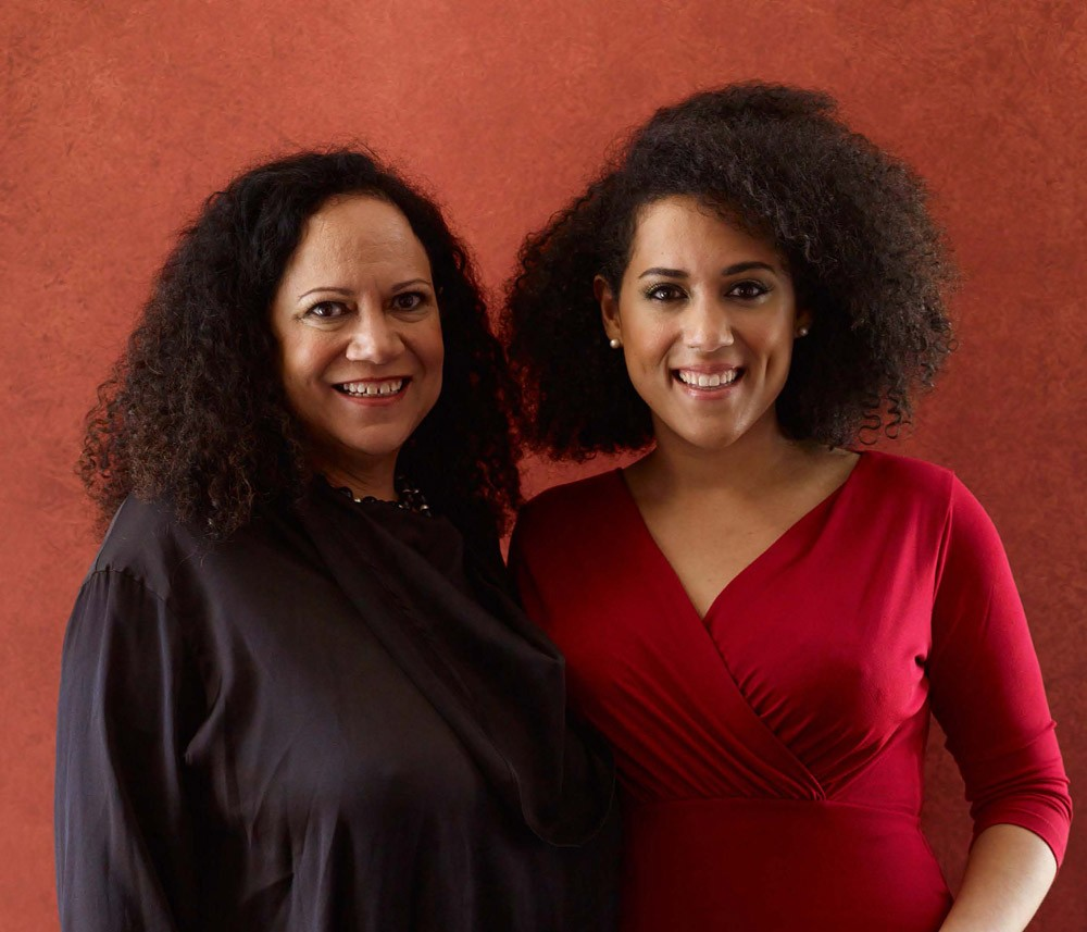 Mother and Daughter Duo Recreate Four Generations of Soul Food