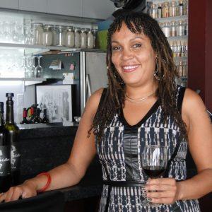 Virgo Cellars winemaker and owner Stephanie Jackson