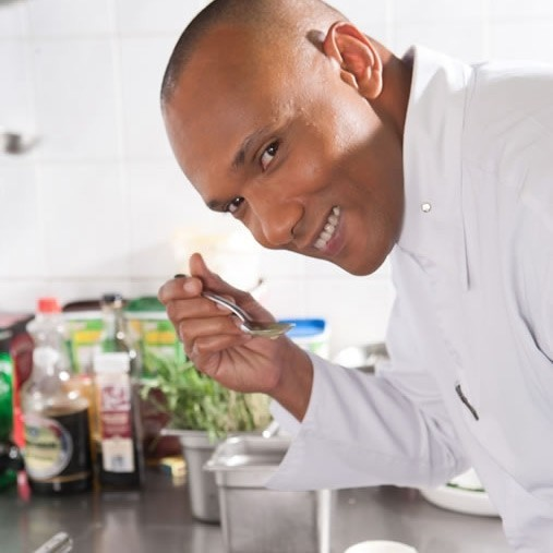Chef Coco Reinarhz: Food Out of Africa, Out of This World