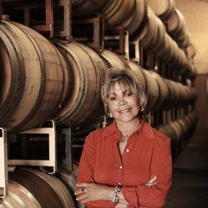Iris Rideau of Rideau Vineyard