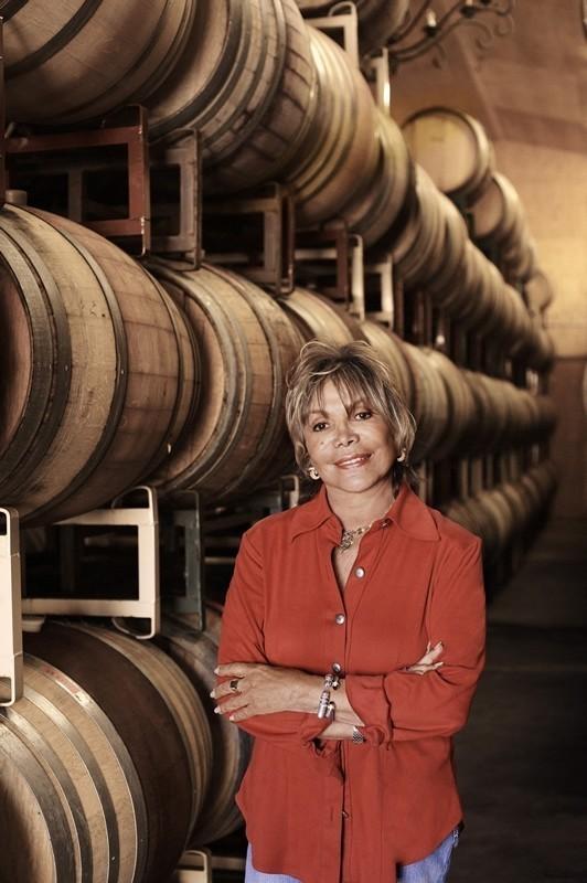 Iris Rideau Creates History and a Legacy with Rideau Vineyard