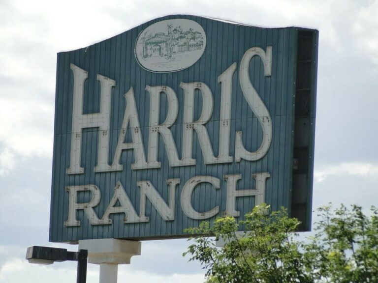 Harris Ranch Hotel and Restauant