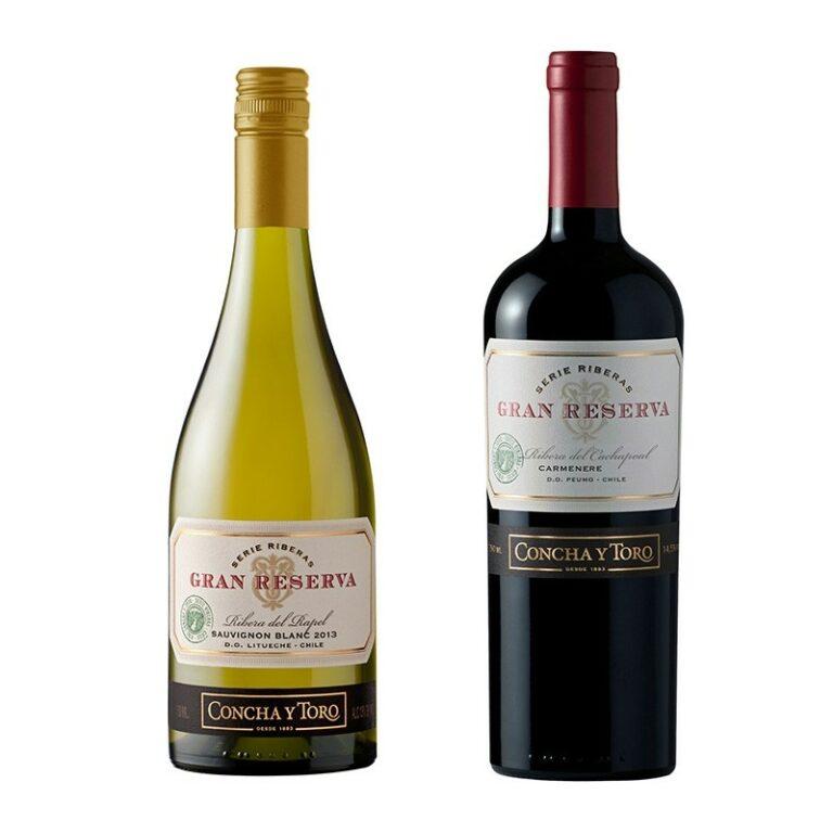Wines of Chile: Gran Reserva Series