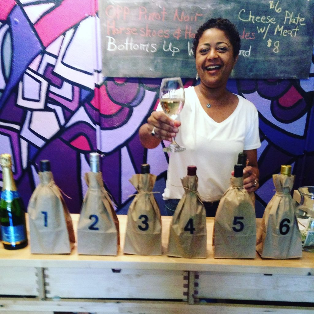 Black-Owned Wine Shop Celebrates Anniversary with Special Events and Guest