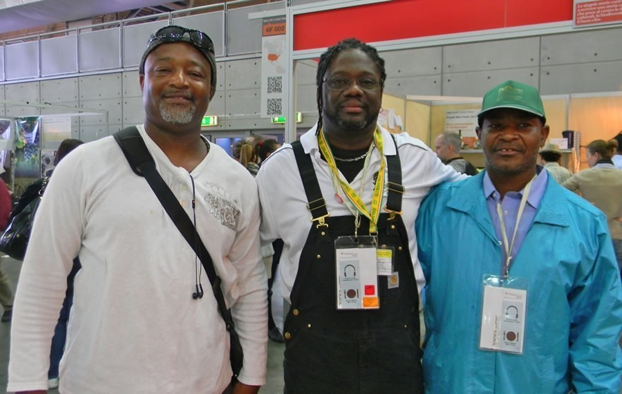 Matthew Raiford: Rooted in the Soil, Slow Food and Turin's Terra Madre