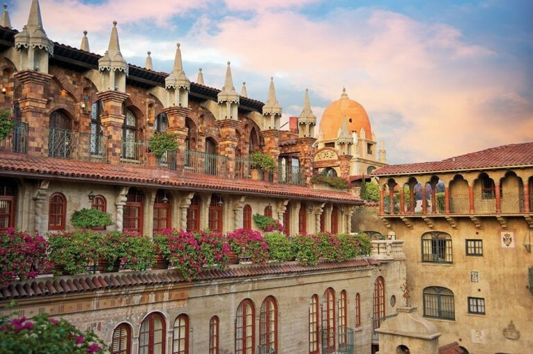A Quick Getaway Into a Different World at The Mission Inn Hotel