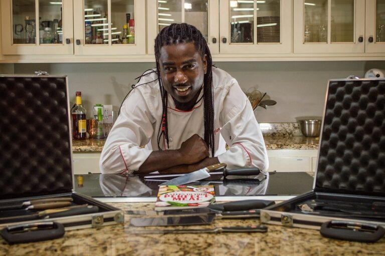 Chef Ace Champion's Good Food Revolution