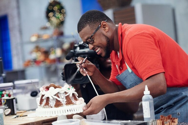 Pastry/Baking Chef Shawne Bryan