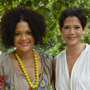 Jamaican Sisters Suzanne and Michelle Rousseau
