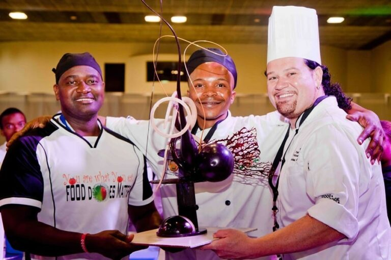 African Cuisine Poised for World Food Take-off