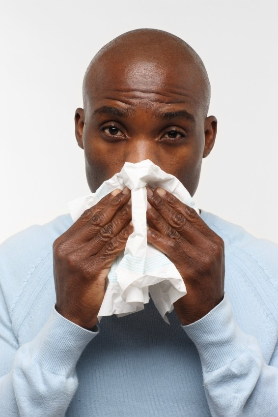 Cold and Flu Etiquette