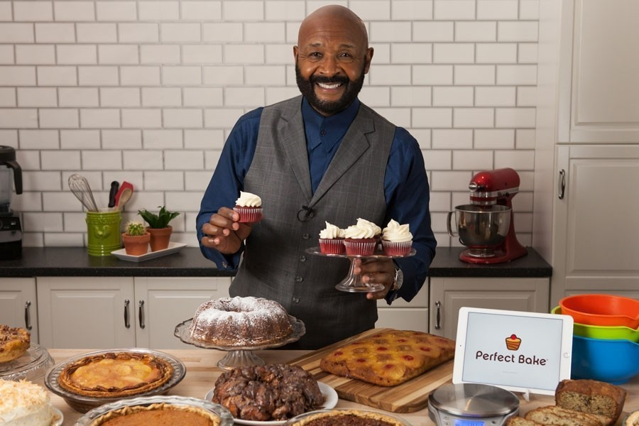 Rushion McDonald's Passion for Perfect Baking