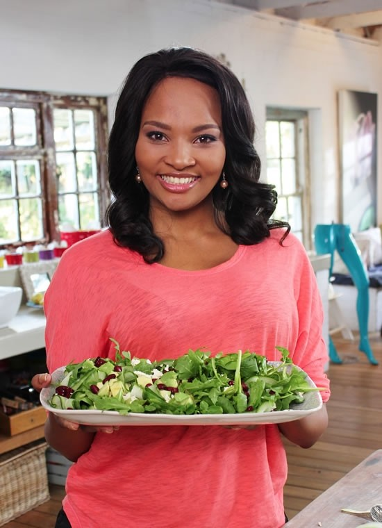 Celebrity Chef Siba Mtongana: She Eats, She Prays, She Loves Food and Travel