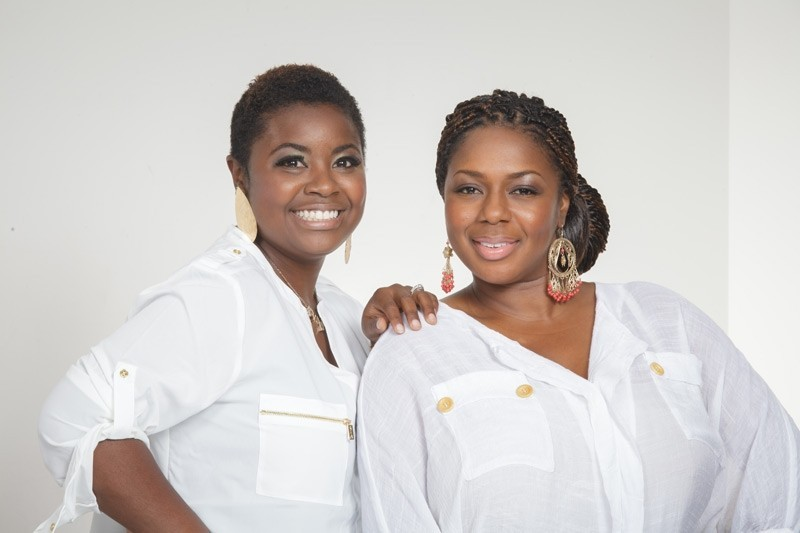 Southern Girl Desserts owners Catarah Hampshire and Shoneji Robiso