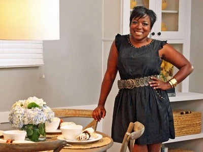 HGTV Star Tiffany Brooks on Making Your Décor Personal