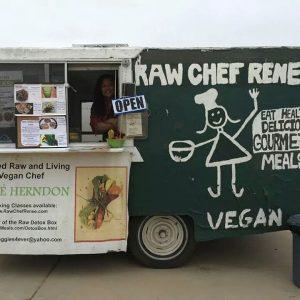 Raw Chef Renee Herndon