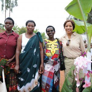 Grace Hightower & Coffees of Rwanda