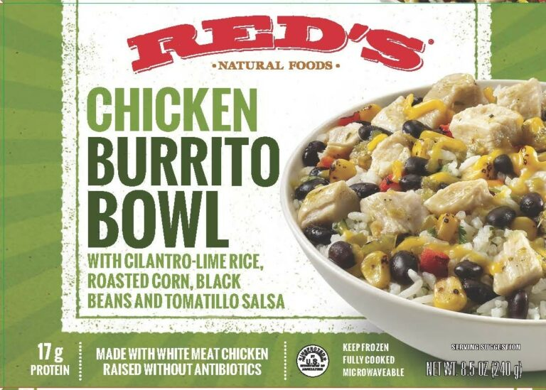Red's Burrito Bowls
