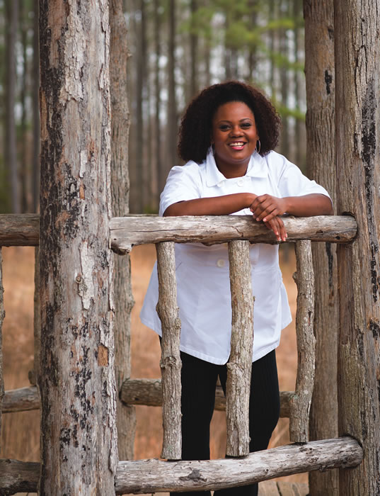 Chef Jennifer Hill Booker Pens  New Cookbook Inspired by Family