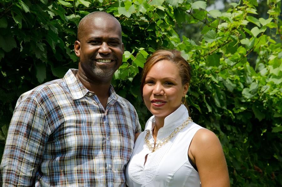 Jerry and Melanie Bias of Wisdom Oak Winery