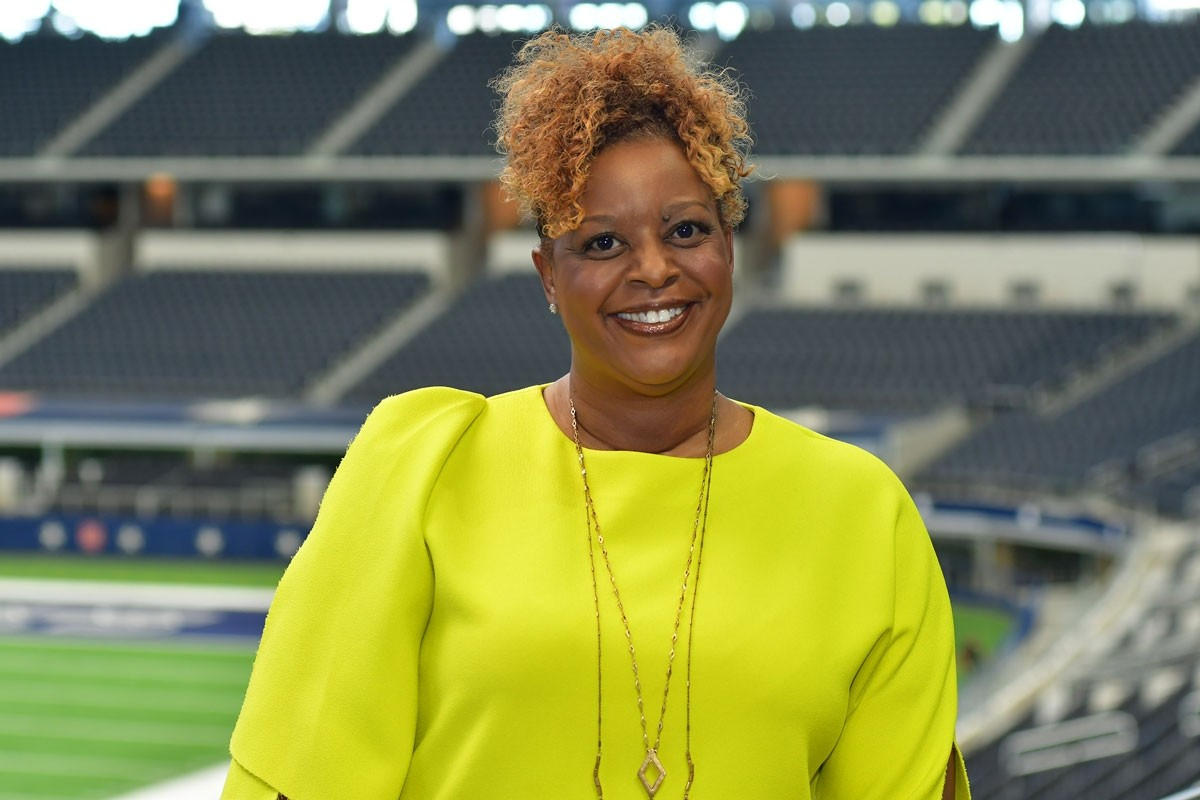 Monique Boyd, Director of Special Events and Catering