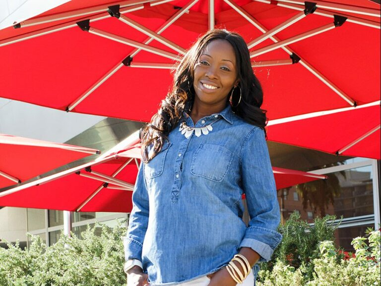 Healthy Eating and Living is a Family Affair for Entrepreneur Ebony Haley