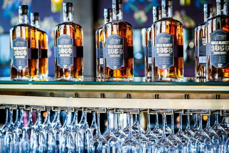 Uncle Nearest 1856 Premium Whiskey Honors History and Legacy