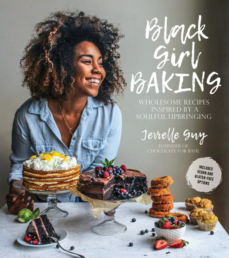 Black Girl Baking