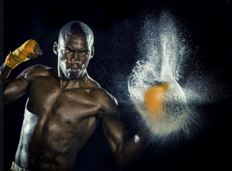 Conversation with Pro Boxer and Caribbean Chef Julius Jackson