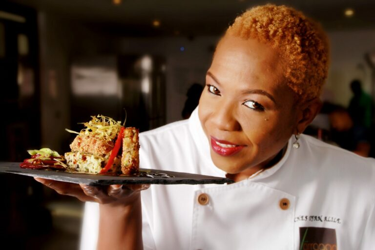 Chef Tiyan Alile's Quest to Bring Nigerian Cuisine to the World