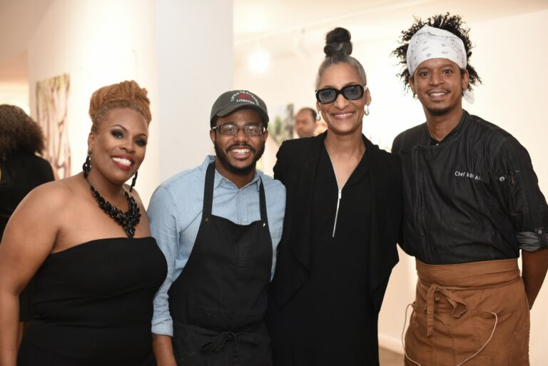 Black Chefs Celebrate Freedom on Juneteenth at Dinner 1865