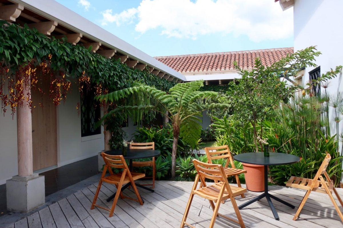 The Good Hotel in Guatamala