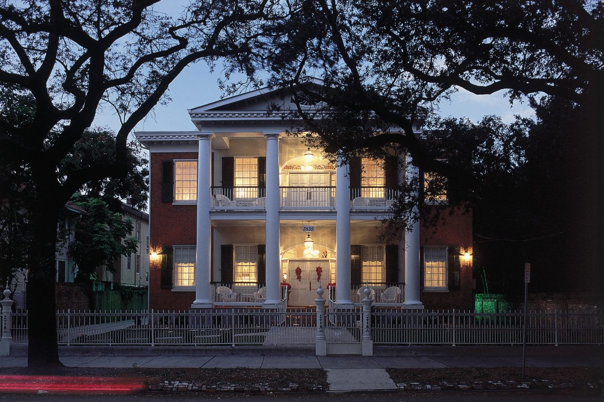 Pictured: Hubbard Mansion Bed & Breakfast