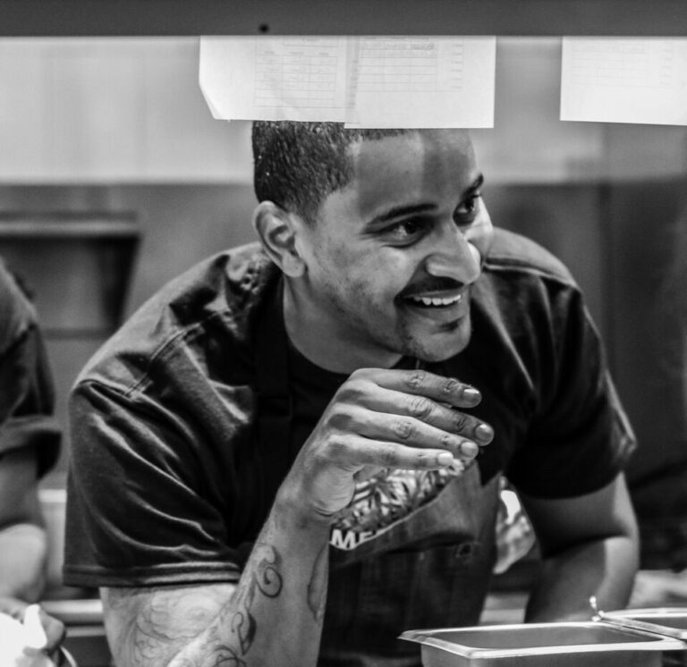 "Joseph ""JJ"" Johnson Sets Out to Create Afro Global Comfort Food"