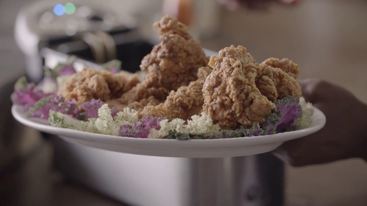 Cook Like A. Champion: Southern Fried Chicken