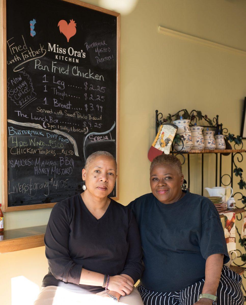 Miss Ora's Kitchen Founders