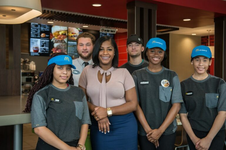Meet The Youngest Black Woman To Own A McDonald's Franchise