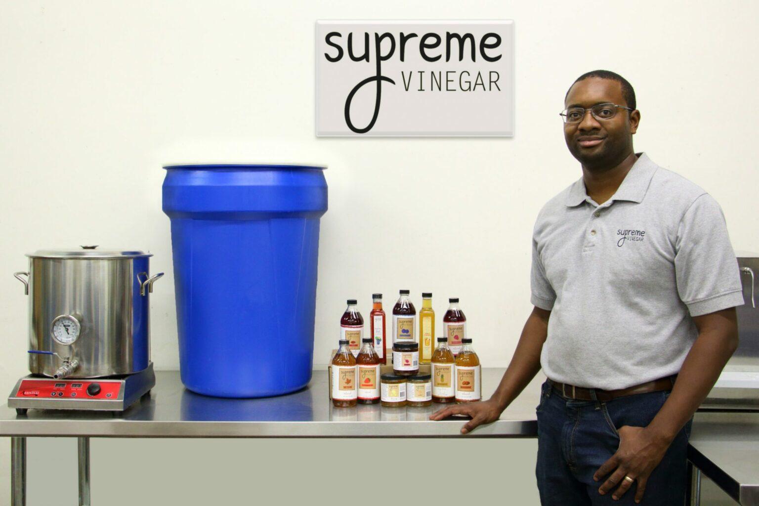 Supreme Vinegar's Spotlight on the Eternal Condiment