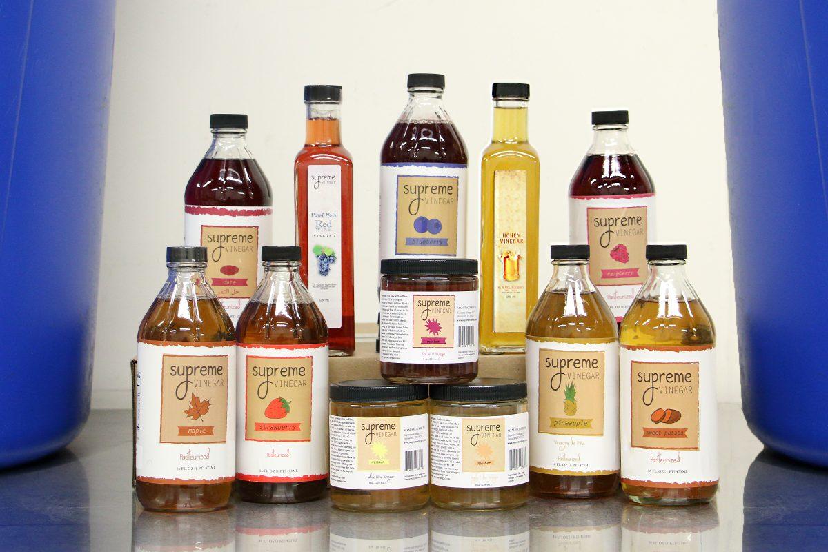 Supreme Vinegar Products