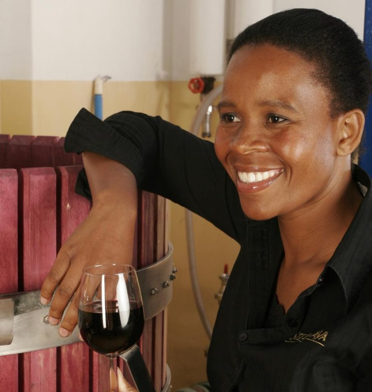Ntsiki Biyela Uncorked: South Africa's First Black Female Winemaker Delivers